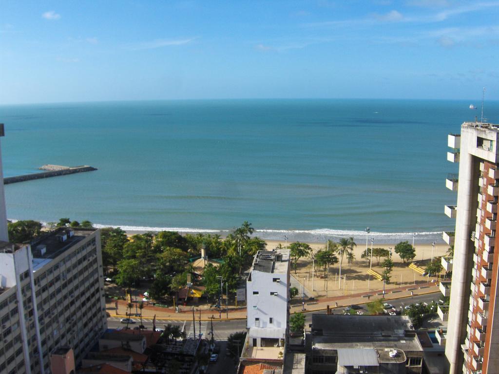 Reserve hotel próximo ao mar em Fortaleza