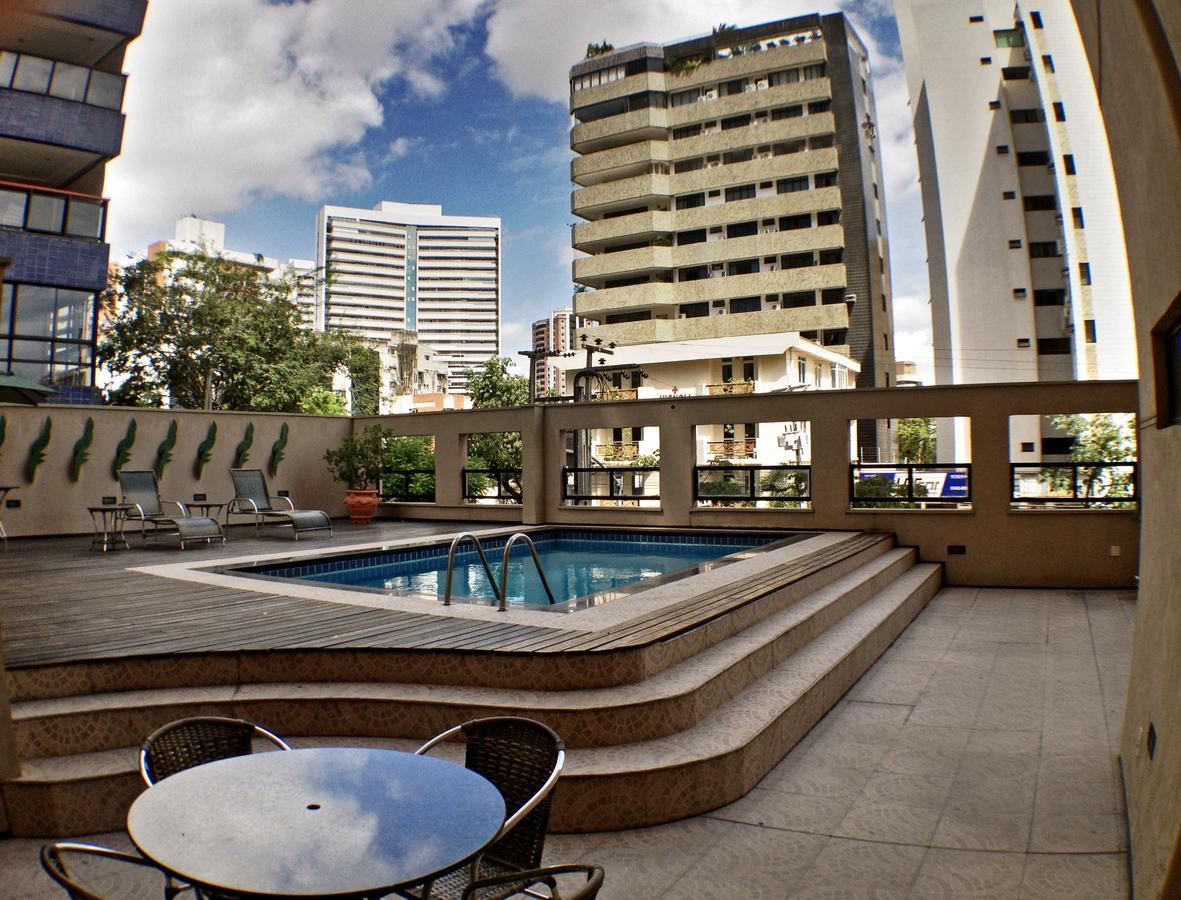 Flat Fortaleza é ótima opção para longas estadias
