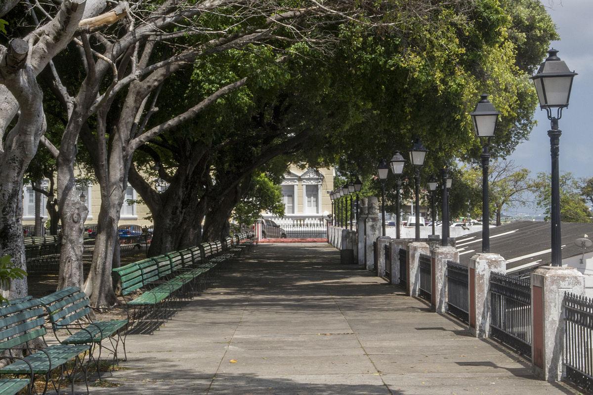 Conheça a Praça Passeio Público em Fortaleza
