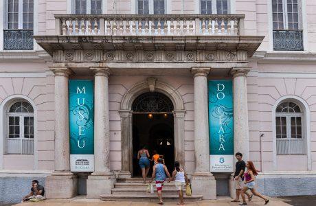 Visite o Museu do Ceará