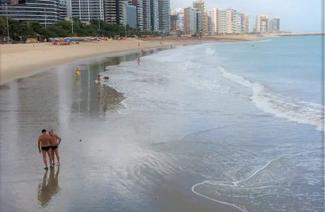 Praias próprias para banho em Fortaleza – 31/10/2019