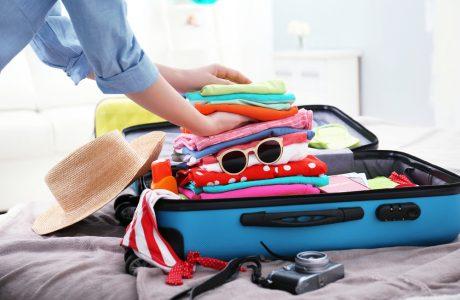 Como organizar mala de viagem para as férias